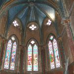 Restauratie v.h. koor gedeelte van de Saint Jean Batiste kerk in Ancemont, Frankrijk (Voor)