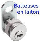 Batteuses à came en laiton