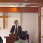 説教「隣人を愛せ」山本光一牧師