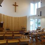 2020年10月13日 礼拝用の椅子が到着