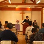金牧師の説教