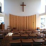 2020年10月26日 礼拝堂