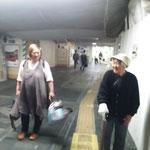 釜石のお母さん・娘さんと一緒に我が家へ2泊3日