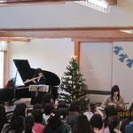 フルート・マンドリン・ピアノ