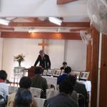 永眠者記念礼拝【聖徒の日】