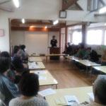 学習会「東日本大震災で被災された方々の為にわたしたちは何ができるのか」