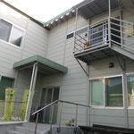 1階が食堂と会議室 2階は事務所、宿泊所とプラザ☆「かだって」