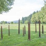Les acteurs - Acier - Steel Sculpture /  © Michel LAURENT (MichL)