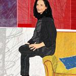 Birgit Doll, 1956 - 2015, 60 x 80cm, 2019