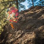 Selbsteinschätzung - ein wichtiges Thema beim Mountainbiken Foto: Rico Haase