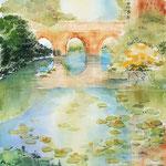 Brücke am Schloss Eutin