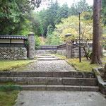 17日。地域づくり塾で羽咋の永光寺(ようこうじ)に行きました。
