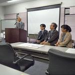 2月末に東京で地域づくりコーディネーター研修。