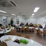 この日は最初にNPO研修・情報センターの総会が開かれ、それに参加しました。