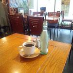仁川駅前の喫茶店