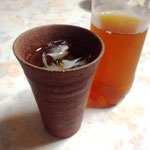 加賀の紅茶ファーストフラッシュのアイスティー、いい感じです。