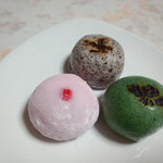 しもつね和菓子店。餡子が上手。