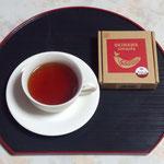 7日。沖縄の紅茶。