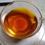 金色の紅茶、試作してます。