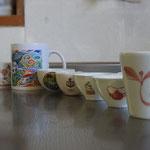 地紅茶サミット試飲カップのコレクション