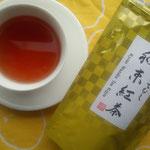1日。京都の和束紅茶。