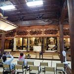 林西寺の本堂。