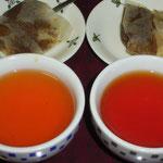 紅茶のテイスティング2012年