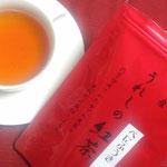 2日。佐賀のうれしの紅茶。
