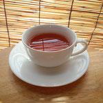 スダレと加賀の紅茶ファーストフラッシュ。