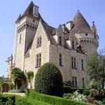 Visite château des Milandes