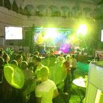 Unser erste Veranstaltung das Schlossspektakl 2011.