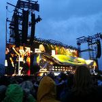 Bon Jovi Konzert in der Wiener Kriau