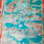 Mischtechniken in der Acrylmalerei