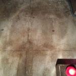 モルタル壁を使用感を出し古く見せる塗装