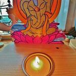 Houten Sfeerlicht Gansha, uniek, theelichthouder speciaal, bijzondere sfeerlichten, uitgevallen theelichthouder_1