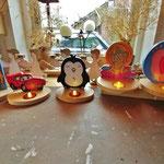 Houten Sfeerlicht Gansha, uniek, theelichthouder speciaal, bijzondere sfeerlichten, uitgevallen theelichthouder_2