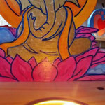 Houten Sfeerlicht Gansha, uniek, theelichthouder speciaal, bijzondere sfeerlichten, uitgevallen theelichthouder_5