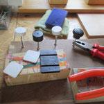 Vogelhuisje bouwen nestkastje hout camera in de maak_detail_onderdelen_beschilderd