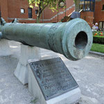 Le canon de la fonderie par Richard Soberka