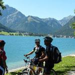 tolle Biketour zum Achensee
