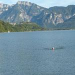 Badevergnügen am Lago Caldonazzo