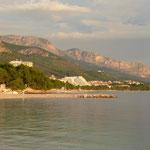 Bucht vor Markaska