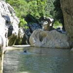 Flusswanderung im Acheron