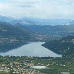 Blick auf den Lago Caldenazzo