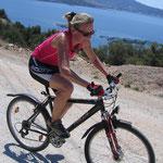 1. Radtour bei Marmari