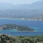 Blick auf die Souda-Bucht vor Chania