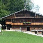 Besuch im Freilichtmuseum - Tiroler Bauernhöfe-