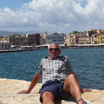 venezianischer Hafen von Chania