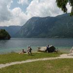 Jezero Bohinjska