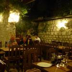 nettes Restaurant in Trogir